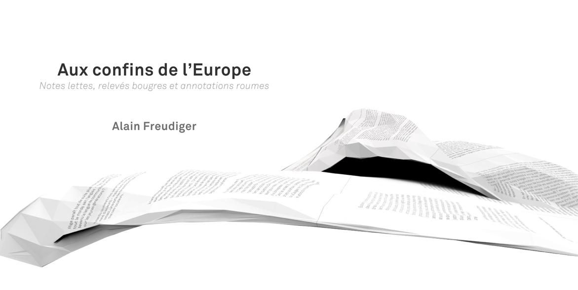 Aux confins de l'Europe